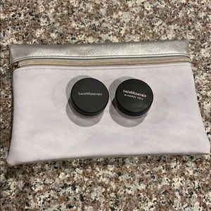 Bare Minerals Clutch and Travel Size Products